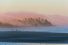 ***Long Beach (Vancouver Island, BC) by Carlo Murenu on 500px