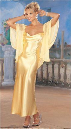 Stylish nightgown - good image
