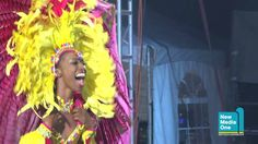 Antigua Carnival 2013: Queen of Carnival: Costume: Tenice Grigg