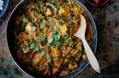 Halloumi, Garam Masala, Chutney, Yogurt, Curry, Favorite Recipes, Ethnic Recipes, Food, Ska