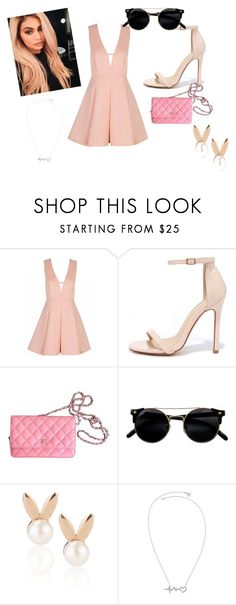 """Kyllie's inspiration"" by projekttrool on Polyvore featuring moda, Justin Bieber, Liliana, Chanel i Aamaya by priyanka"