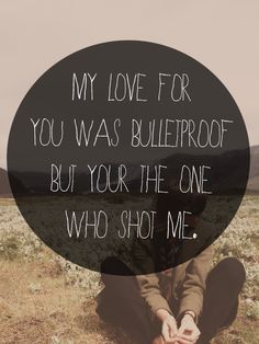 Bulletproof Love Lyrics | Tumblr- Pierce The Veil