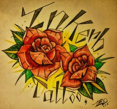 Ilustracion acuarela Inkerb Tattoo