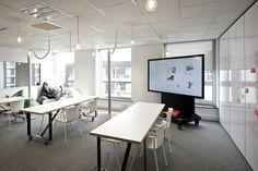 #shopping innovation lab #salle d'expérimentation #architecture #bureau #guillaume da silva