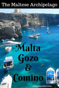 The Maltese Archipelago consists of 3 islands in the Mediterranean - Malta, Gozo and Comino. I have put together a comprehensive guide to the three islands in this post.