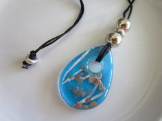 Oh Those Beautiful Blues! by Kathleen Fields on Etsy