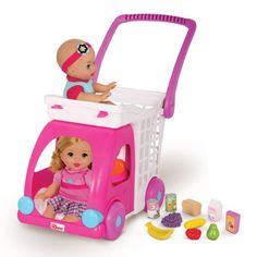 Fisher-Price Ride 'n Drive Shopping Cart >>> Check out this great product.