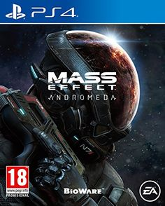 Half price Mass Effect Andromeda for PS4.  Want it?  Kout it.