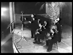 Django Reinhardt & Stephane Grapelli Jazz Concours In Den Haag 1937 - YouTube