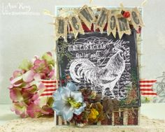 Welcome Home by @Asia King  for #Stampendous