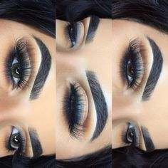 """60.2k Likes, 159 Comments - Anastasia Beverly Hills (@anastasiabeverlyhills) on Instagram: """"#AnastasiaBrows @therealmarxicoco BROWS: #BrowWiz in Ebony EYES: SUBCULTURE PALETTE #subculture"""""""