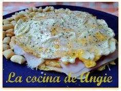 La cocina de Angie