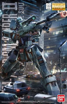 MG 1/100 RGM-79SP GM Sniper II Official Images | Gundam Century