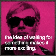 Andy Warhol poster