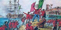 Presso Marsala, in Sicilia, l'11 maggio 1860 Giuseppe Garibaldi approda con la fregata Piemonte. I Mille sbarcano ed inizia l'eroica Spedizione che fu tra i momenti più importanti della storia d'Italia, con l'annessione del Regno delle Due Sicilie. #TuscanyAgriturismoGiratola