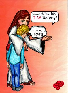 www.facebook.com/GoodNewsCartoon From my friend at Good News Cartoons. Love to see her art on Pinterest. Please also visit www.JustForYouPropheticArt.com for colorful inspirational Prophetic Art and stories. Thank you so much! Blessings!