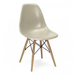 Beige DSW Style Chair | Cult Furniture UK