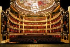~ … The Opéra National de Paris AKA the Opéra Garnier in hopes of enticing renewed interest in the Opera House - is offering the 'adoption' of one of its velvet padded armchairs. The 'donation' being requested is approximately $1,675.00 …