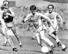 """Ludwig """"Wiggerl"""" Kögl kam beim FC Bayern groß raus. Zwischen 1984 und 1990 gewann er fünf Meisterschaften mit den Roten, die allerdings beim Stadtrivalen, der damals nur in der Bayernliga spielte, auf den talentierten """"Wiggerl"""" aufmerksam geworden waren. Bei den Löwen spielte Kögl nur in der Saison 83/84 und kam auf 12 Einsätze. Foto: sampics/Rauchensteiner/Augenklick/imago"""