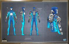 Neuron concept from City of Heroes
