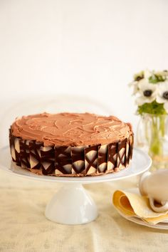 Good Food Channel Gluten Free Chocolate Fudge Cake