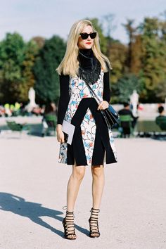 Your Guide To Fashion Week's Street-Style Stars | The Zoe Report