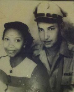 My grandparents rest in peace love them.
