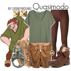 DisneyBound is meant to be inspiration for you to pull together your own outfits which work for your body and wallet whether from your closet or local mall. As to Disney artwork/properties: ©Disney Disney Bound Outfits Casual, Disney Themed Outfits, Disneyland Outfits, Cool Outfits, Cute Disney, Disney Style, Disney Inspired Fashion, Disney Fashion, Estilo Disney