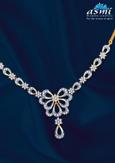 Necklaces from asmi diamond jewellery are crafted to accompany your exceptionalsparkle from asmi diamond necklaces for occasions that demand more glamour and glimmer aloadofball Images