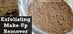 Exfoliating Make-Up Remover