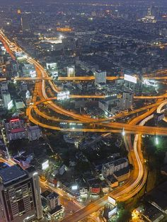 #Bangkok Expressways   Travel to Bangkok in Thailand to enjoy amazing holidays in Asia. Bangkok City offers the best in shopping, architecture, food and nightlife.  --  Have a look at http://www.travelerguides.net
