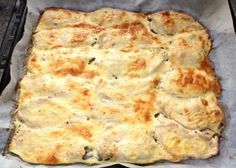 Czech Recipes, Chicken Recipes, Food And Drink, Cooking Recipes, Cheese, Kitchen, Goodies, Gastronomia, Chicken