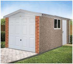 Best 13 Best Concrete Garages Images Concrete Garages Prefab 400 x 300
