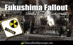 Fukushima Health Concerns