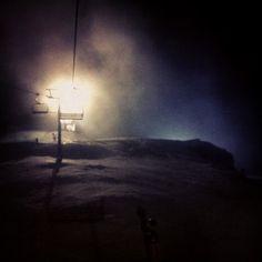 Love Night Ski #coronetpeak #patrol #nightski #longdays