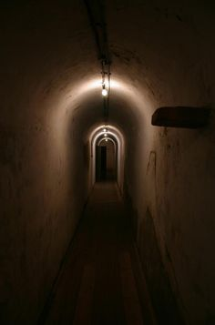 The miles of catacombs beneath the abandoned Byberry Mental Hospital in Philadelphia, Pennsylvania have given rise to some strange stories. One especially frightening urban legend concerns a former patient who reportedly still lives down in the tunnels. It's said he weilds a large knife and chases unwelcomed explorers. Is he a ghost or tragically real? Either way, do you really want to find out?