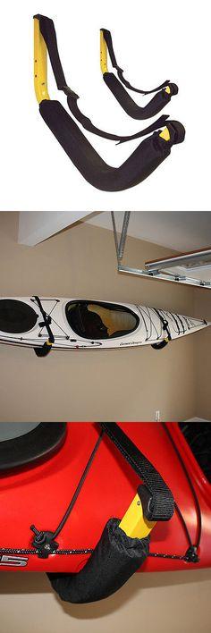 Accessories 87089: Suspenz Ez Rack Kayak Storage Rack -> BUY IT NOW ONLY: $59.95 on eBay!