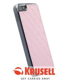 Krusell Avenyn Undercover Case voor Apple iPhone 5 / 5S - Roze