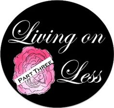 A three part series about money + budgeting for those of us on small incomes | la vie en rose