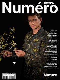 #NumeroHomme 27 #JamesFranco by #CatherineOpie
