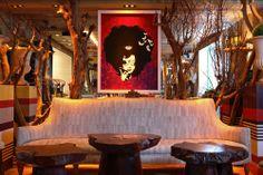 Maria Antonieta em tempos modernos, arquitetura Fabio Galeazzo, Casa Cor Marie Antoinette, Wooden Boxes, 21st Century, Coffee, Projects, Painting, Design, Home Decor, Independent House