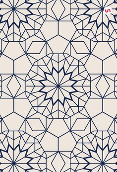 40 Islamic Art vector patterns. Islamic art is so mesmerising and impressive that I was intrigued to study it and work on some patterns! I am really happy with the results of these fourty elegant geometric patterns, which above all offer editable vectors that you can adjust to your project's needs. It is a lovely collection of both highly complex and more simple patterns that can give your designs a sophisticated look and a classic beauty that offers you so many creative play options (look…