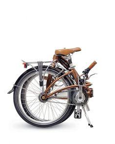 Dahon's Glide P8 Folding Bike