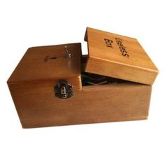 Broad game/Tricky toys/Useless box/Creative adult funny toys/Creative gifts/Fun party toys/novel Wooden toys for children - Digital Guru Shop Box Creative, Creative Gifts, Gadget Gifts, Geek Gifts, Wood Storage Box, Desk Toys, Funny Toys, Leave Me Alone, Wood Gifts