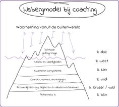 Iceberg model coaching