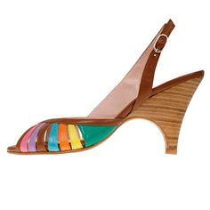 La garconne Nadine Multi Pointer (Cuero) Pointers, Heeled Mules, Heels, Fashion, Heel, Moda, Stylus, Fashion Styles, Shoes High Heels