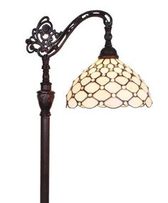 This beautiful light fixture includes 96 glass pieces and 84 beads to add luxury and style to your home. #myrustica