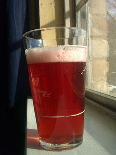 Raspberry Honey Wheat recipe. Craft beer, homebrewing.