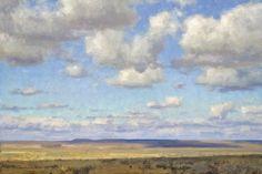 Clyde Aspevig wins Maynard Dixon Country Artist Choice Award - ArtfixDaily News Feed Famous Landscape Paintings, Paintings Famous, Paintings I Love, Cool Landscapes, Landscape Art, Oil Paintings, Clyde Aspevig, Maynard Dixon, Sheep Art
