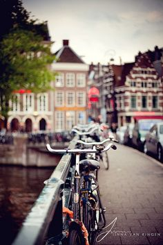 Bikes, Amsterdam, Holland | Flickr - Photo Sharing!